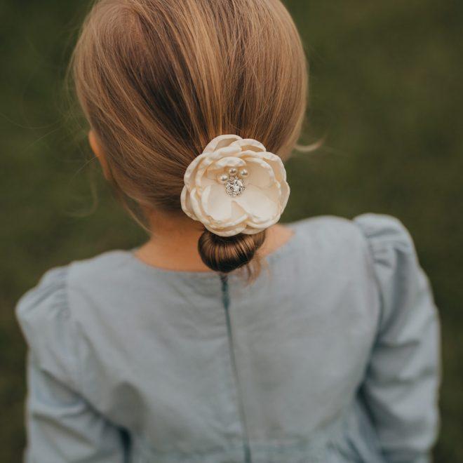 Clover Clip Cream
